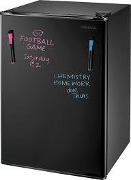 insignia home theater insignia 2 6 cu ft mini fridge ns cf26bk8 best buy