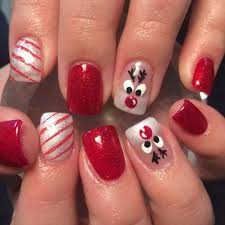 coolest christmas nail art designs sooper mag