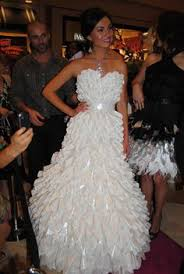 paper wedding dress toilet paper wedding dress stealing this for that bachelorette