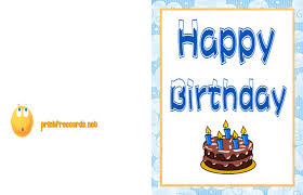 5 best images of free printable cat birthday cards cat happy