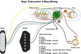 fender american special telecaster wiring diagram fender baja