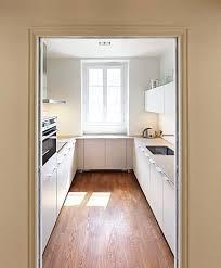 cuisine en longueur am駭agement comment amenager une cuisine en longueur maison design