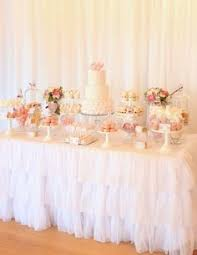 Pink And Gold Dessert Table by Pink And Gold Sequin Baby Shower Pink Dessert Table Would Be