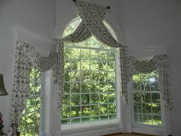 decorative solution for a sunny arched window sylvie u0027s custom