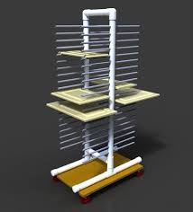 paint drying rack for cabinet doors painting rack for cabinet doors etc things to make pinterest