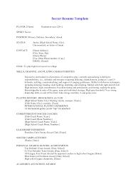 How To Write A Coaching Resume Coaching Resume Resume Badak