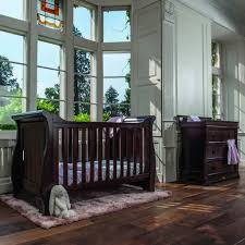 Boori Sleigh Cot Bed Boori Sleigh Cot Bed White Baby Shower