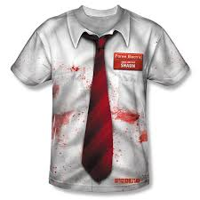 Mens Halloween Shirts by Shaun Of The Dead T Shirt Dealsofthedead Com