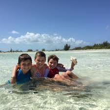 iguana island turks and caicos day caicos dream tours group charter oc mom blog