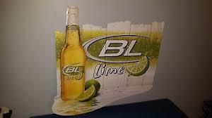 bud light tin signs bud light lime straw ber rita twist metal beer sign 30x22