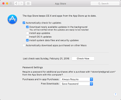 home design mac app store how to change how frequently your mac checks for software updates