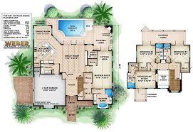 2 floor house plan tropical house plans coastal tropical island beach floor plans