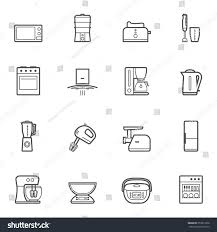 symbols for appliances