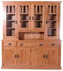 mission style china cabinet mission china cabinets china cabinet in the mission style