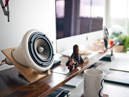 apple bureau free images desk apple table workspace office speaker room