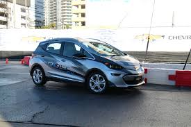 first chevy car first drive chevy bolt ev 200 mile electric car development vehicle