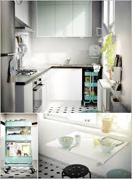 decoration des petites cuisines solutions pour les petites cuisines par ikea décor de maison