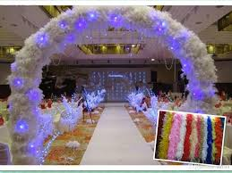wedding decorations wholesale wholesale feather wedding decorations 2m boa fluffy craft