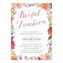 bridal shower luncheon bridal lunch gifts on zazzle