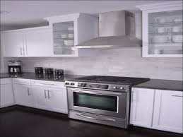 Kitchen Stone Backsplash by Kitchen Stone Backsplash Pros And Cons Home Depot Backsplash