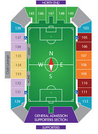 Gillette Stadium Map Orlando City Lions Citrus Bowl Seating Map For 2015 Mls
