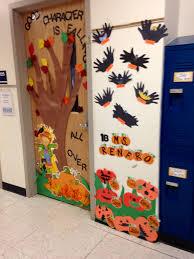 classroom door simple frankenstein door idea and easy