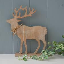 Christmas Reindeer Table Decor by Christmas Reindeer Table Decorations Photograph Table