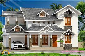 news and article online nice sloped roof kerala home design