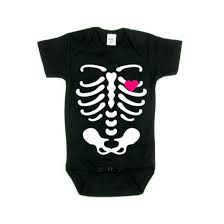 Baby Skeleton Halloween Costume by Skeleton Onesie Baby Halloween Costume Baby Shower Gift Baby