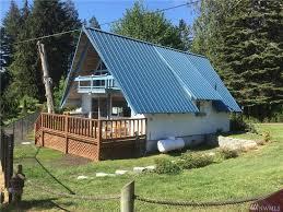 560 sq ft a frame cabin for sale