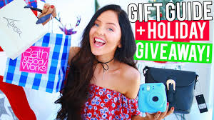 holiday giveaway gift ideas gift guide for christmas 2016