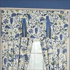 Blue Valance Curtains Kitchen Contemporary Curtains Yellow Valance Curtains And Blinds