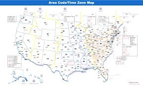 us time zone using area code find map usa here maps of united states part 250 time zones