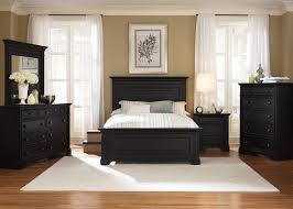 liberty furniture bedroom set cachet panel bed 6 piece bedroom set in hand rubbed black finish by