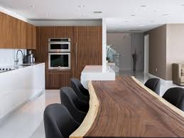Kitchen With Dining Table Natural Light Filled City Flat Nathalie Milazzo Hgtv