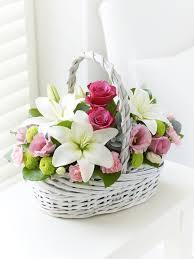 flower basket flower basket collection