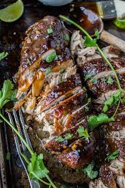asian pork tenderloin with ginger glaze slow cooker heart fit