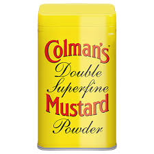 colman mustard 22303 colman s mustard powder tin chef middle east