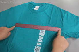 how to diy a t shirt with iron on transfer the crafty stalker