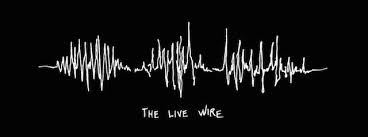 shows the live wire