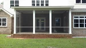 Patio Enclosures Tampa Screened In Porch Kits Image Of Screened Porch Decorating Ideas