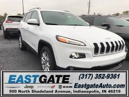 eastgate chrysler jeep dodge ram 2018 jeep latitude sport utility in indianapolis