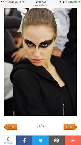 black swan halloween makeup 271 best halloween makeup images on pinterest halloween make up