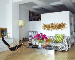 Elle Decor Celebrity Homes 7 Incredible Uses For Gold Spray Paint Huffpost