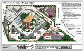 site plan design plan of multi storey housing building design