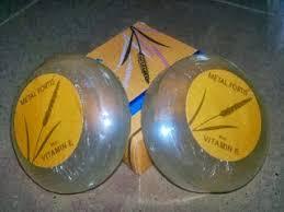 Sabun Vitamin E sabun metal fortis asli dari indonesia eliza trading