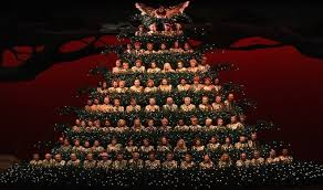 singing christmas tree fredericksburg insider singing christmas tree