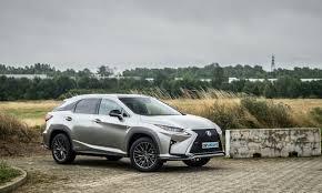 lexus hybrid 2017 2017 lexus rx 450h f sport review carwitter