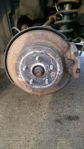 lexus gs 350 brake pad replacement gs 350 07 rear brake rotor rust clublexus lexus forum