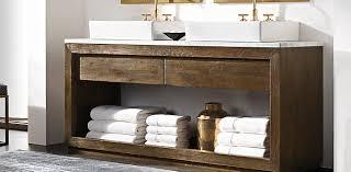 Oak Bathroom Cabinet Bath Collections Rh